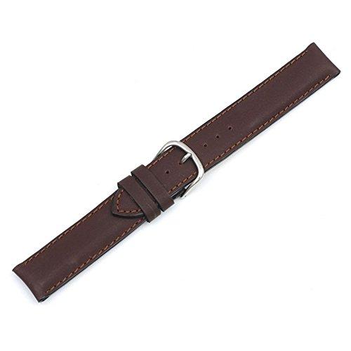 Swiss Army Victorinox Calvary ampio cinturino in pelle marrone W/fibbia