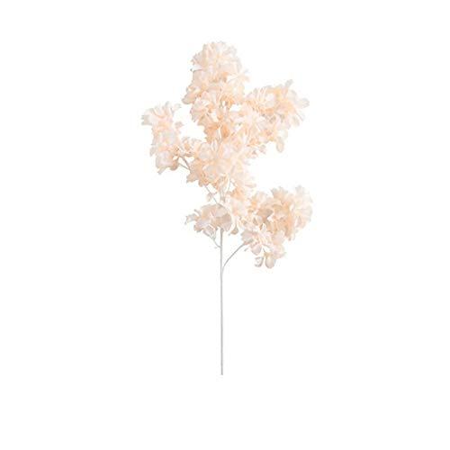 QUINTRA Künstliche Blume Ins Nordic Gefälschte Blume Wohnzimmer Blumenornamente Simulation Topfpflanzen Dekoration -