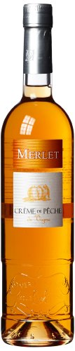 Merlet Licor Creme de Peche - 700 ml