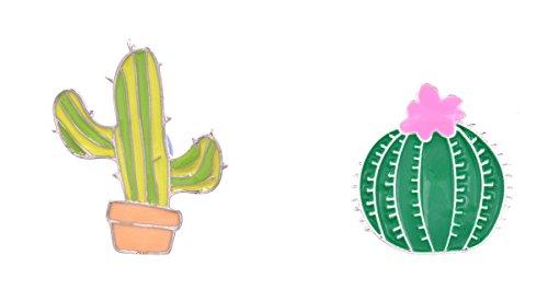 set-of-two-cactus-enamel-pin-brooch-in-organza-bag