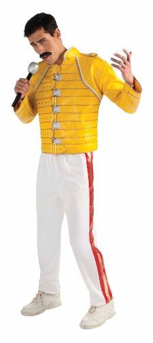 Freddie Mercury Kostüm, (Mercury Freddie Outfit)