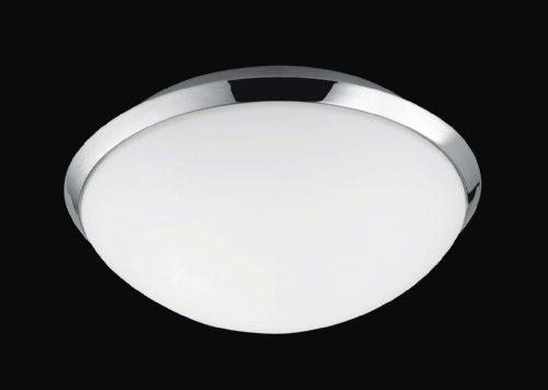 Trio-680711206-Nando-Plafoniera-LED-3x45-W-Cromo-Diametro-25-cm