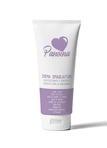 Pancina | crema antismagliature idratante ed elasticizzante per la gravidanza | crema anti...