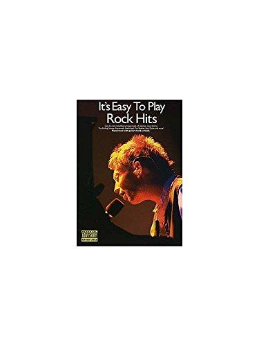 It's Easy To Play Rock Hits. Für Klavier, Gesang & Gitarre(mit Akkordsymbolen)