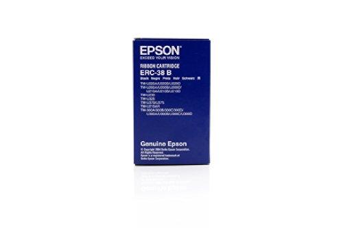 Original Epson C43S015244 / ERC38B Nylonband Black