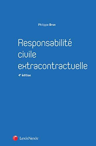 Responsabilité civile extracontractuelle