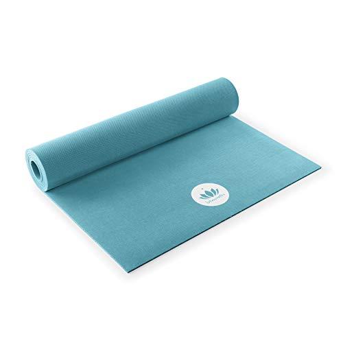 Lotuscrafts Esterilla Yoga Antideslizante Natural Caucho Oeko - 100% N
