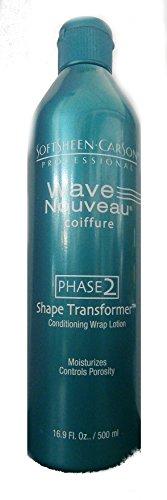 Soft Sheen-wave Nouveau (Softsheen Carson Wave Nouveau PHASE 2 Conditioning Wrap Lotion 500ml)