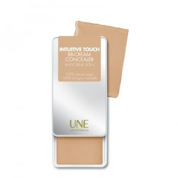UNE natural beauty Intuitive Touch BB-Cream foundation Fond de Teint Soin Intuitif & Nomade Couleur 113