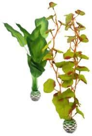 Biorb 2 Plantes en Soie Moyenne pour Aquarium Vert