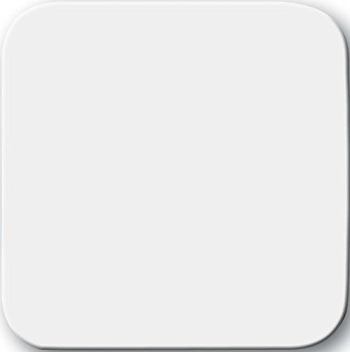 Preisvergleich Produktbild Busch-Jaeger Abdeckung für Aus-/Wechsel-/Kreuzschalter, Taster, 2506-214