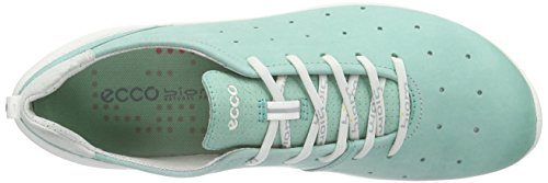 Ecco  ECCO BIOM LITE, Chaussures Multisport Outdoor femme Turquoise - Türkis (GRANITE GREEN/SHADOW WHITE59503)