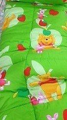 Trapunta Winnie The Pooh.Caleffi A Bed And Half Mis 220 X 265 Disney Winnie The Pooh 300gr Mq