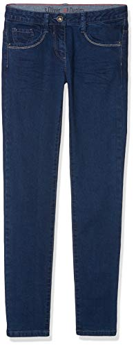s.Oliver Mädchen Jeans 66.808.71.3282, Blau (Blue Denim Stretch 58z8), 176/REG