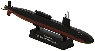 Easy Model Subs 1:700 - USS.SSN-772 GREENVILLE - EM37307