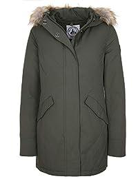 Suchergebnis auf Amazon.de für  Fellimitat Mantel - Grün   Jacken ... 3c4167ae78