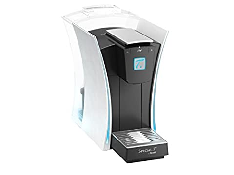 SPECIAL.T by Nestlé MY.T LIGHTS machine à thé avec capsules Blanche