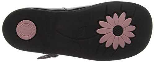 Start Rite Sunflower, Mary Jane Fille Noir (Black)