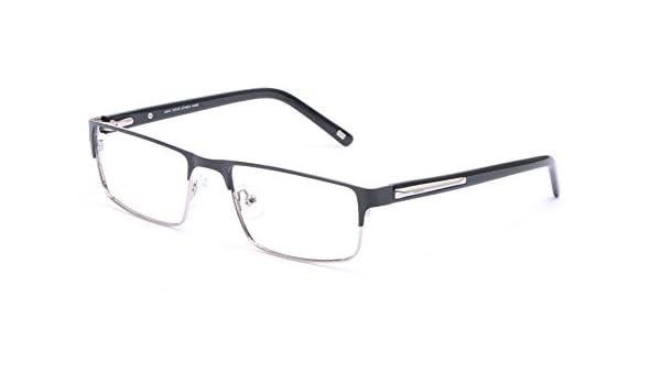 Comfortsight David Jones Black Eye Wear Frame For Men: Amazon.in ...