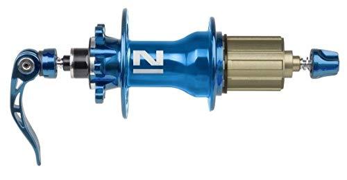 Novatec 4 in 1-DISC-Superlight Mtb-d792sb/a-aa-115-hr 32-eloxiert, Blau, One Size -