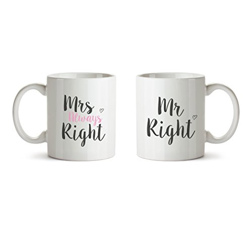 mr-right-mrs-always-right-e-set-di-tazza-da-te-per-anniversario-di-matrimonio-ideale-per-caffe-10-cl