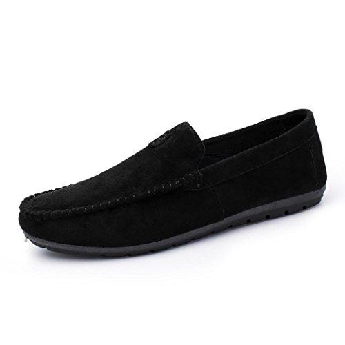 Schuhe Herren Btruely Hausschuhe Herren Freizeit Plüsch Bohnen Schuhe Herrenschuhe Ledersandalen Sandalen Pantoffeln