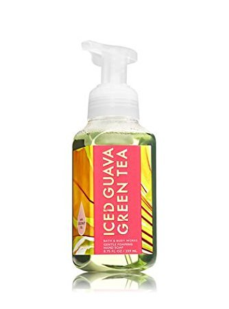 Bath & Body Works Gentle Foaming Hand Soap ICED GUAVA GREEN TEA