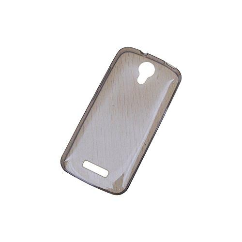 Guran® Weiche Silikon Hülle Cover für Doogee X3 Smartphone Bumper Case Schutzhülle-grau