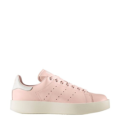 adidas Stan Smith Bold, Baskets Femme, Rose (Iced Pink/Iced Pink/Footwear White), 37 1/3 EU