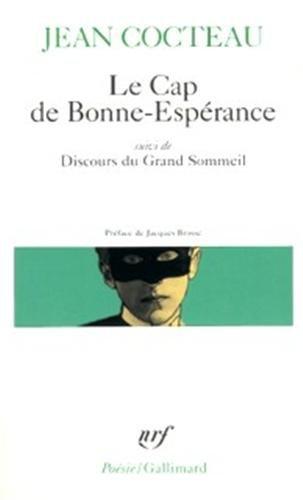 Le Cap de Bonne-Espérance par Jean Cocteau