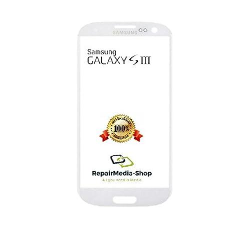Samsung Galaxy S3 Display Touchscreen GLAS Scheibe WEISS i9300 i9305 (Galaxy S3 Display Kaufen)