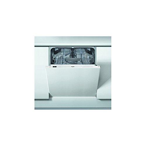 Whirlpool wric 3vollständig integriertes C2614places A + + Spülmaschine–Geschirrspülmaschinen (komplett integriert, Edelstahl, Knöpfe, MJPEG, 1,3m, 1,55m, 1,5m)