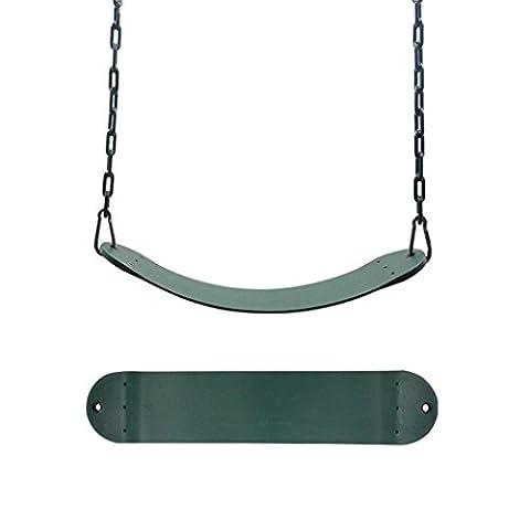 Gaddrt Balançoire siège terrain de jeu extérieur Swingset accessoires cintre
