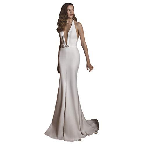 ReooLy Kleid Silber Abendkleider elegant Gold braun ärmellos Henna Grosse grössen Abendkleider mit Glitzer sexy kurzes Abendkleid laona rosa Empire kurz durchsichtig nalati - Stoner Kostüm