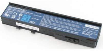 Acer Li-Ion 6 Cell 3800mAh Lithium-Ion (Li-Ion) 3800mAh 11.1V batterie rechargeable - Batteries rechargeables (3800 mAh, Lithium-Ion (Li-Ion), 11,1 V, Noir, 1 pièce(s))