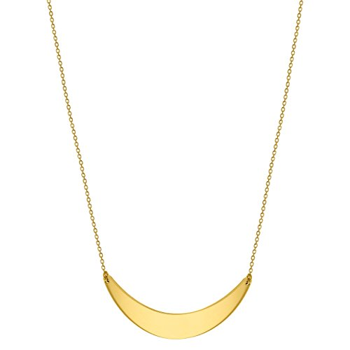 Tuscany Silver - Collier court - Femme Or Jaune