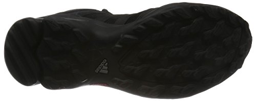 adidas Terrex Ax2r Mid Gtx, Bottes de Randonnée Homme Noir (Negbas/negbas/grivis)