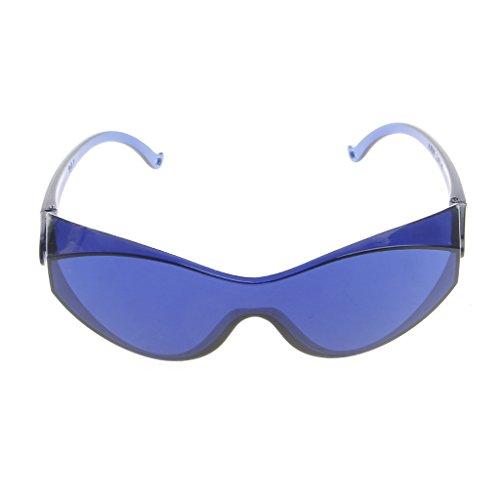 JiaminsIPL-Schönheits-schützende Rote Laser-Sicherheits-Schutzbrillen-Schutz-Gläser 200-1200nm