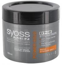 Syoss Men Power Hold Extreme Styling-Paste 150 ml