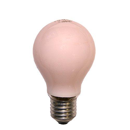 1 x Softone Rose 40W E27 Glühbirne Glühlampe 40 Watt Leuci Glühbirnen Glühlampen (Glühbirnen Rosa)