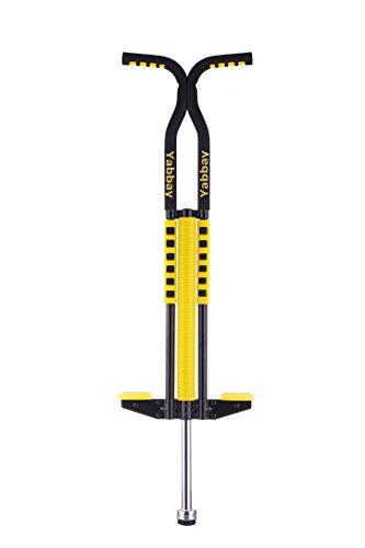 *Pogostick von Yabbay, mit Transporttasche, Geeignet für Jungen, Mädchen und Leichte Erwachsene -Pogo Stick für Körpergewicht von 36 kg Bis 72 kg.*