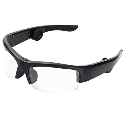 CAPTIANKN Bone Conduction Wireless Bluetooth Sonnenbrille, Open Headphones Music und Hands-Free Call Sports Smart Sonnenbrillen,C