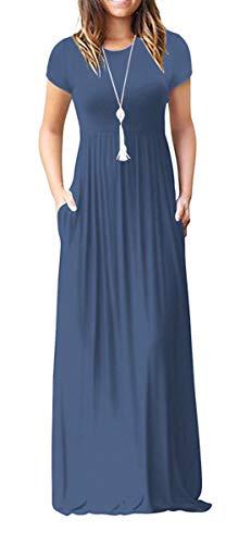 HAOMEILI Women's Casual Long/Sho...