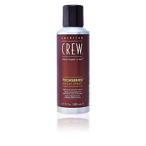 AMERICAN CREW TECHSERIES BOOST SPRAY Stylingspray für Volumen und Griff  mattes Finish - American Crew Grooming Spray