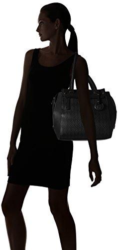 Borse Da Donna Di Zanzibar, 30x29x18 Cm Nero (nero)