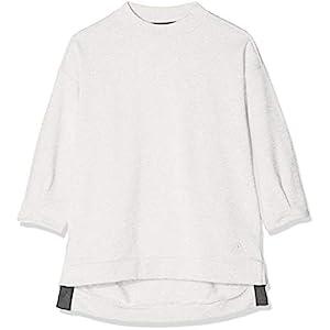 adidas Damen Big Logo 7 Langarm Sweatshirt