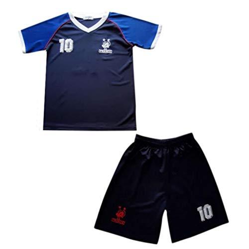Générique Conjunto Camiseta fútbol Equipo Francia