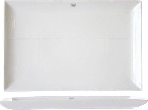 COSY TRENDY - 310433 - ASSIETTE BLANCHE RECTANGULAIRE 24X36CM