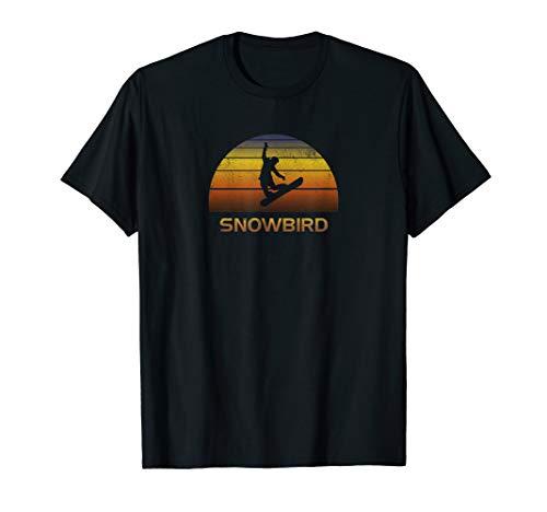 Snowbird Utah Snowboard Shirt Clothes Gift Ski Utah Ski Snowboard