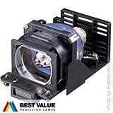 Beamerlampe LMP-C160 für SONY VPL-CX11 Projektoren, Alda PQ® Lampenmodul mit Gehäuse